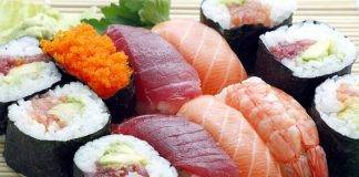 Parma, sushi avariato