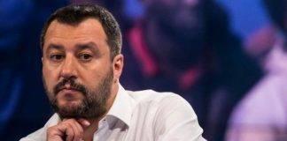 Matteo Salvini dl sicurezza