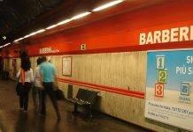 Barberini Metropolitana Roma Chiusa