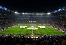 Santiago Bernabéu Cristiano Ronaldo Real Madrid