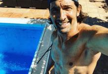 Walter Nudo Francesco Facchinetti