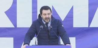 Matteo Salvini Sorbolo