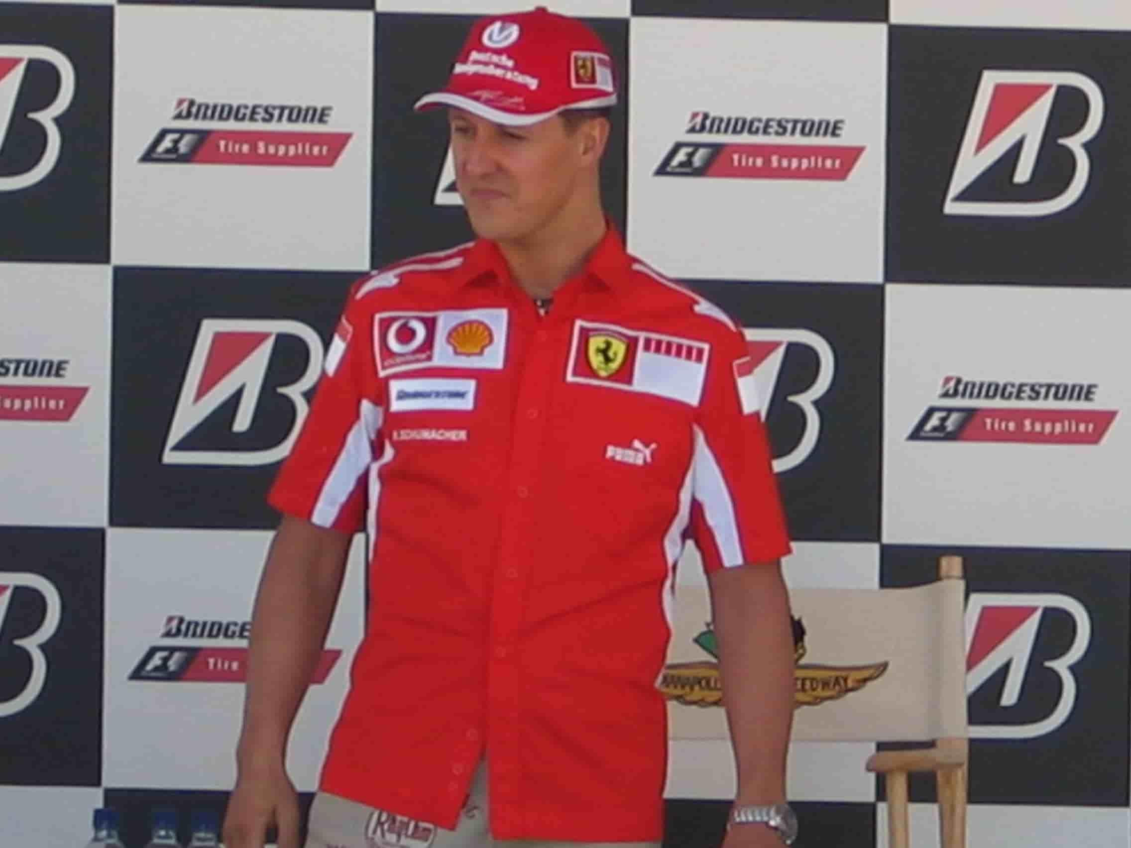 Micheal Schumacher Formula1