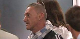 Sergio Petroni Arrestato