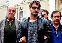 """L'ex re dei paparazzi, Fabrizio Corona, racconta al programma """"Verissimo"""" del suo attaccamento ai soldi"""