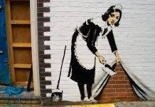 Banksy, 4 opere dello street artist scoperte in Sardegna