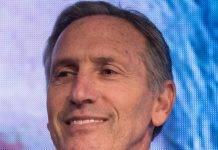 USA, l'ex CEO di Starbucks Schultz potrebbe correre alle Presidenziali 2020