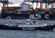 Sea Watch 2 Mare Migranti