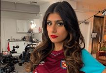 Mia Khalifa e il calcio: i giocatori preferiti della pornostar