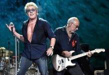 I The Who annunciano una data europea con Eddie Vedder dei Pearl Jam e Kaiser Chiefs