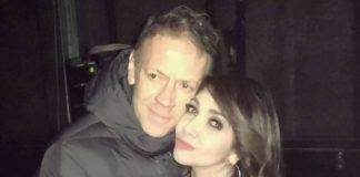 Rocco Siffredi e Cristina D'Avena