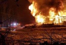 Polonia, fuga di gas, esplode una palazzina