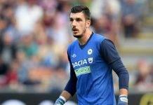 Udinese Scuffet Turchia Kasimpasa