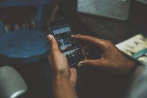 Smartphone Instagram Uovo