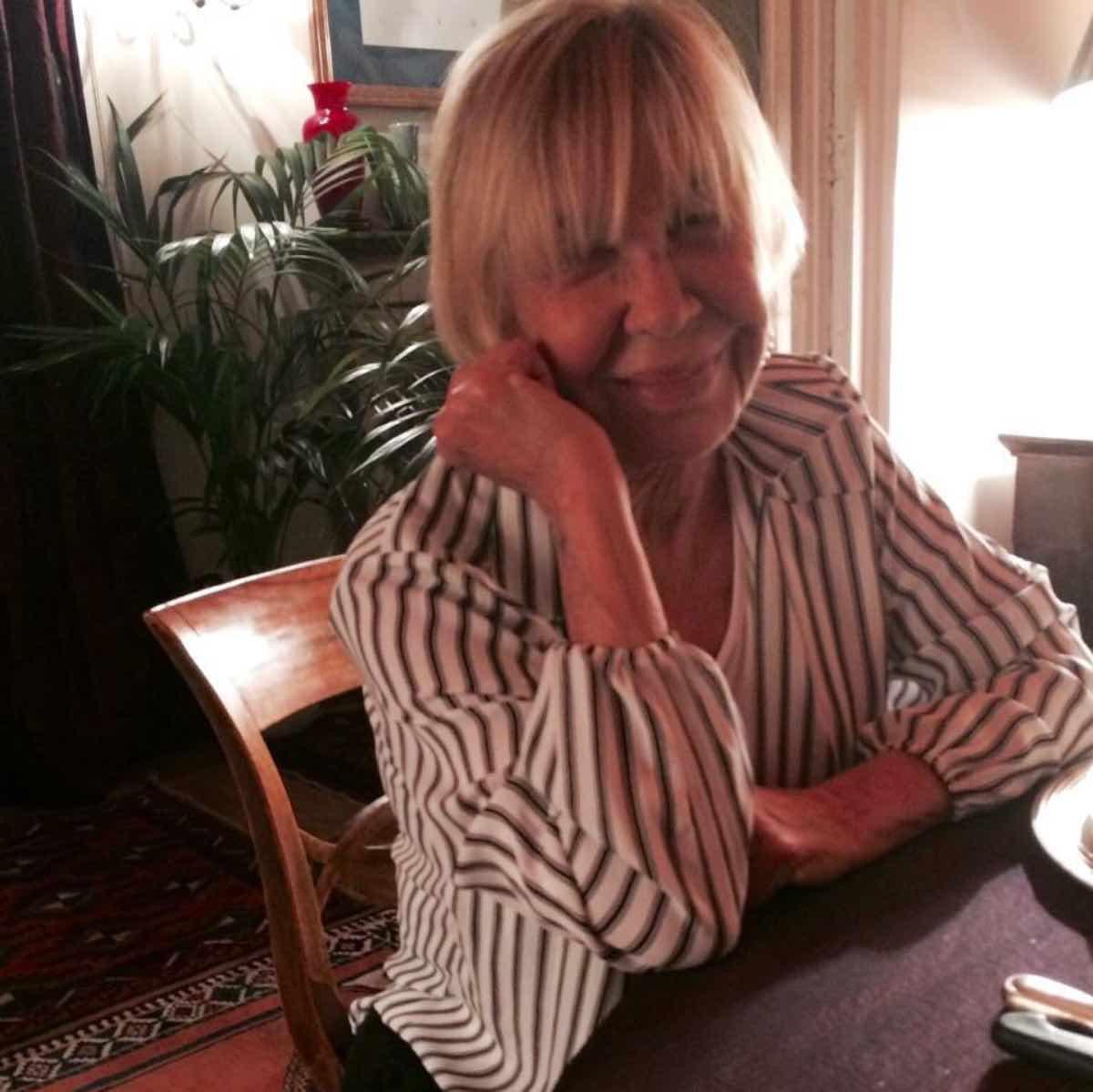 Wilma Goich ospite di Caterina Balivo a 'Vieni da me'