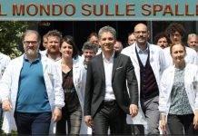 """Beppe Fiorello in """"Il mondo sulle spalle"""": la storia della A-novo di Saronno"""