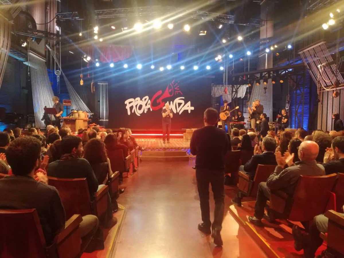 La 7, Propaganda Live: Don Luigi Ciotti l'ospite di stasera 15 marzo