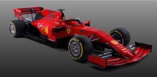 formula 1 2019 nuova ferrari SF90 vettel leclerc