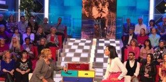 'Vieni da me', ospite Laura Efrikian, prima moglie di Gianni Morandi