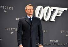 Daniel Craig James Bond 007 Matera