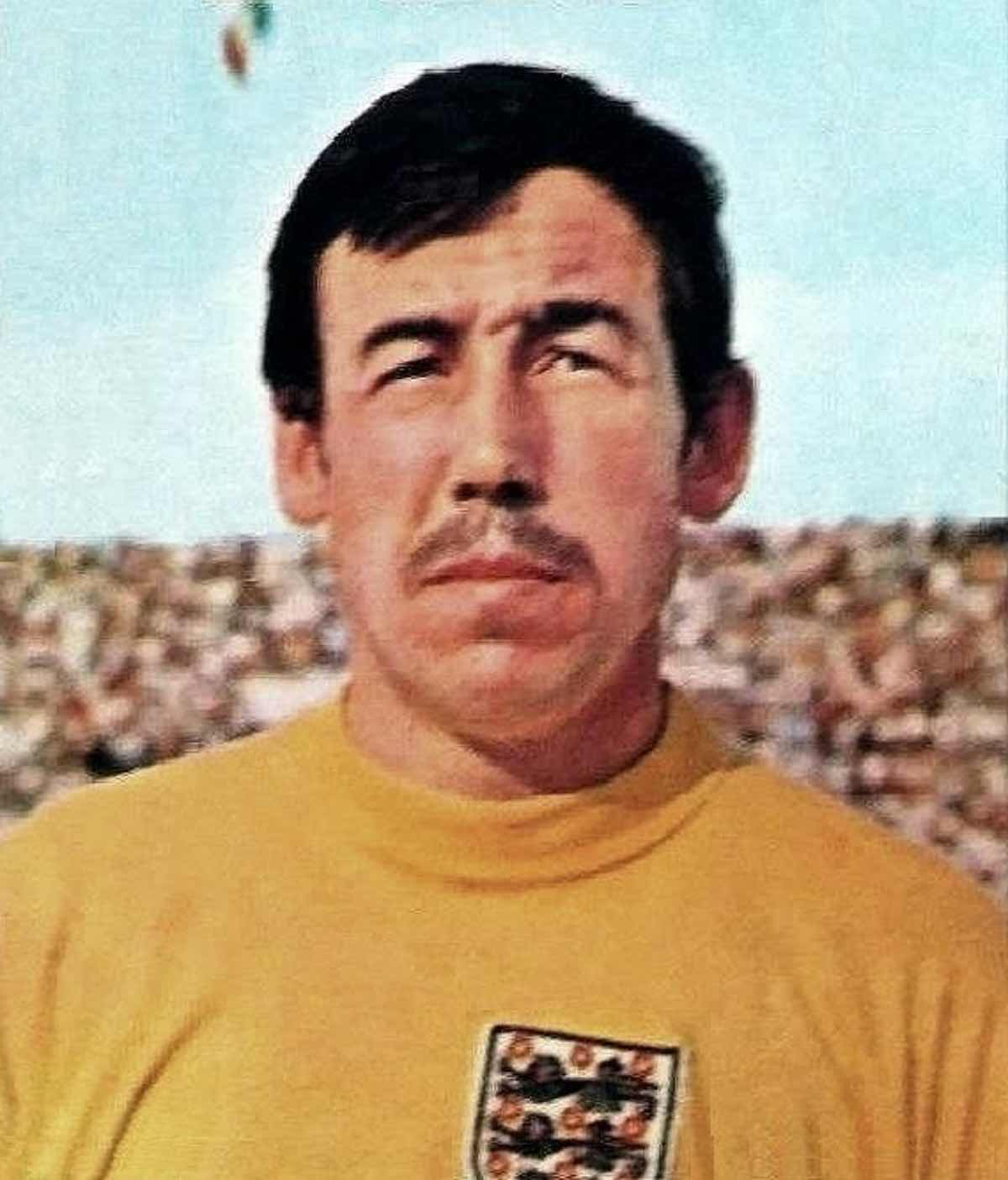 Gordon Banks, muore il portiere dell'Inghilterra campione del mondo 1966