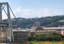 """Demolizione ponte di Genova, Conte: """"Momento di riscatto per il Paese"""""""