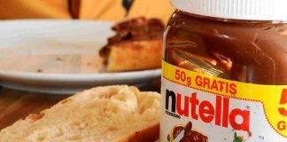 Nutella Stop Produzione