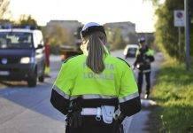Bari, uomo multato dalla polizia