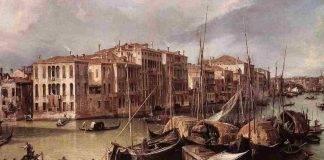 Canaletto Mostra Venezia Palazzo Ducale