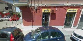 Via Migliavacca Milazzo Incidente
