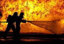 Incendio sulla A4 (Getty Images)