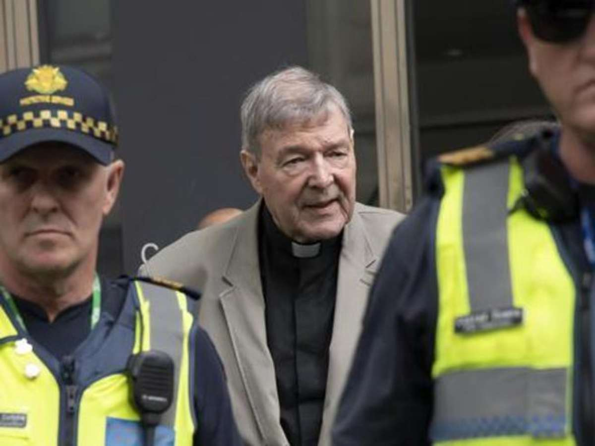 George pell carcere