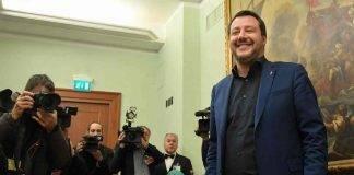 Matteo Salvini: smentita la fine del rapporto con Francesca Verdini