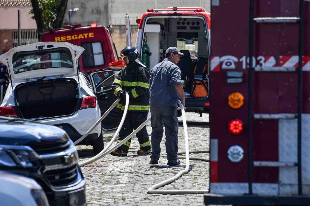 Avellino, esplosione in una fabbrica di fuochi d'artificio a Gesualdo