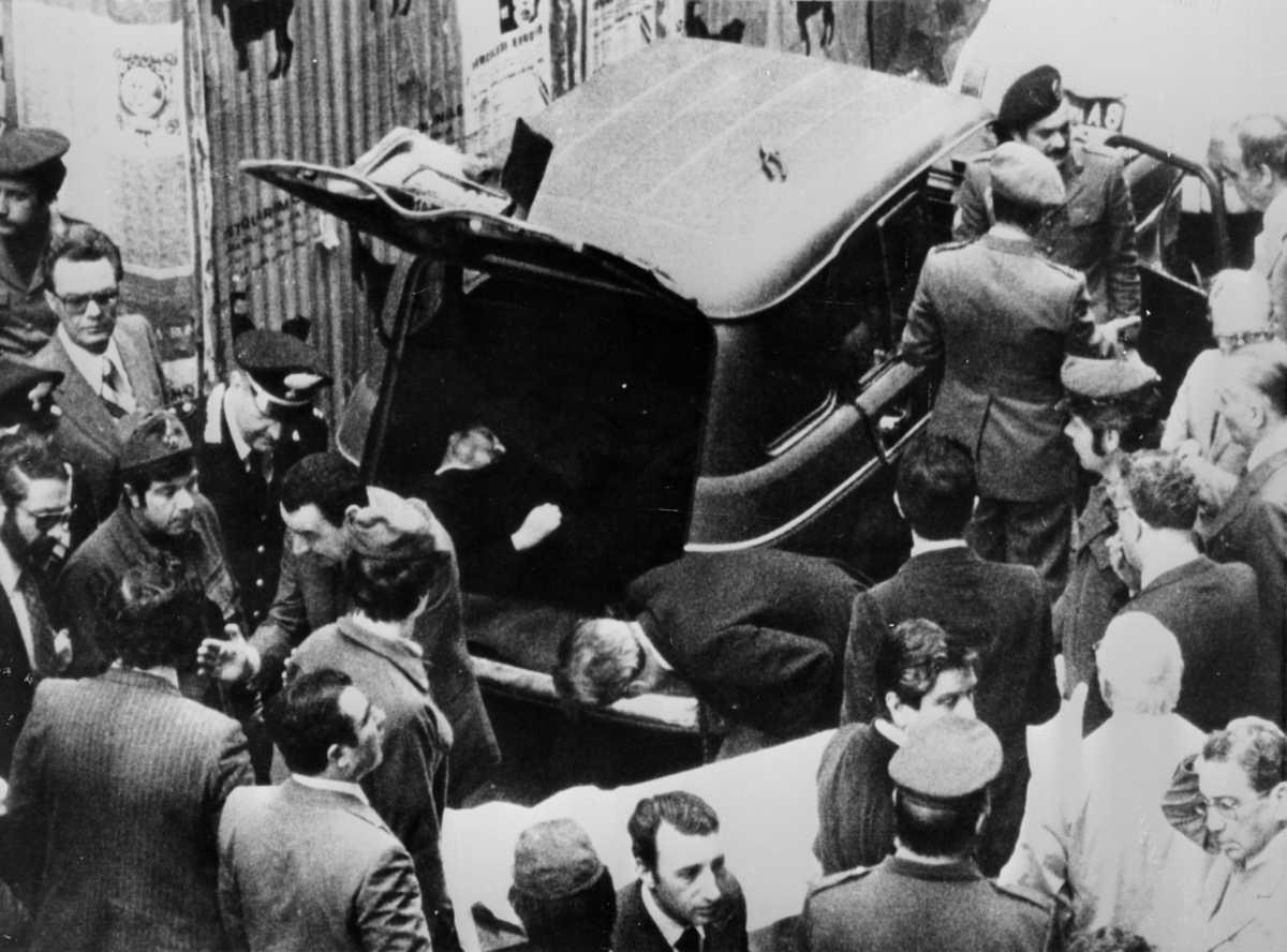 Aldo Moro: 41 anni fa le Brigate Rosse uccisero la sua scorta