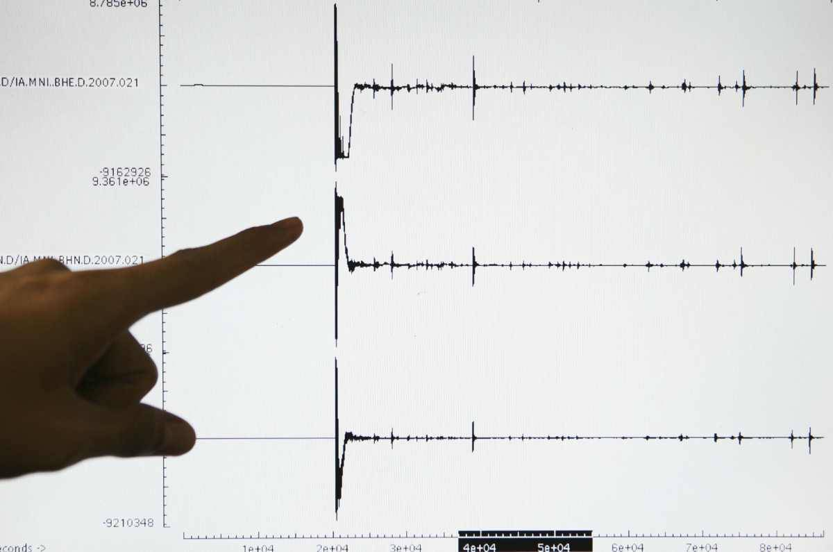 Terremoto, due scosse al Sud: a Francica e a Pozzuoli