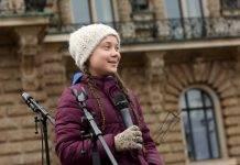 Greta Thunberg Nobel Pace