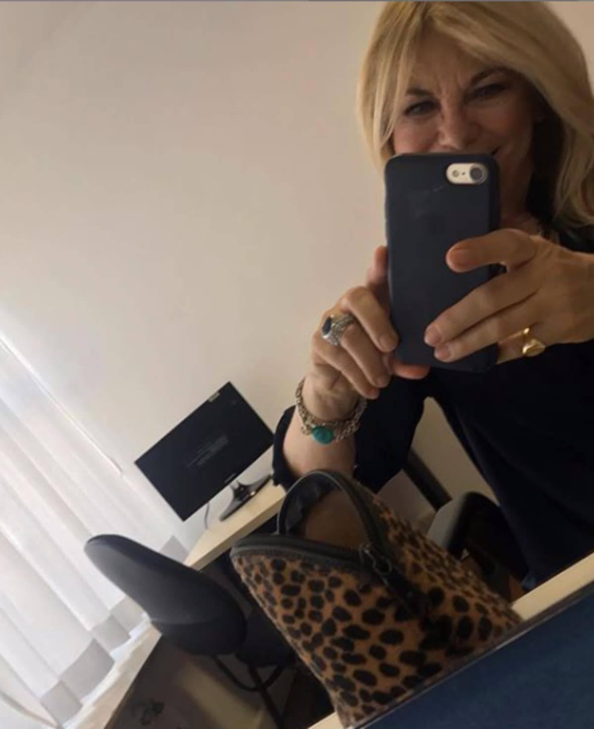 Domenica In, Rita Dalla Chiesa ricorda Fabrizio Frizzi