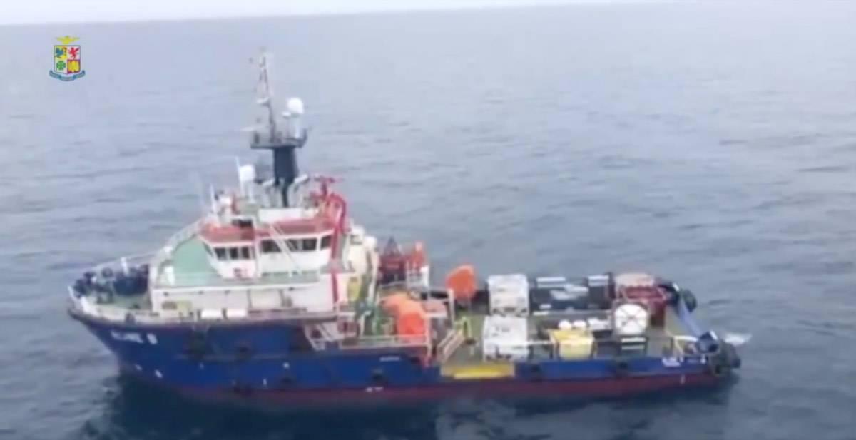 Ancona, incidente sulla piattaforma Eni: due feriti e un disperso