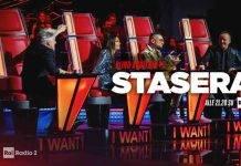 The Voice of Italy, stasera 30 aprile la 2° puntata: le anticipazioni