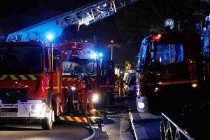 Napoli: incendio nella centrale elettrica dell'Enel di Pozzuoli