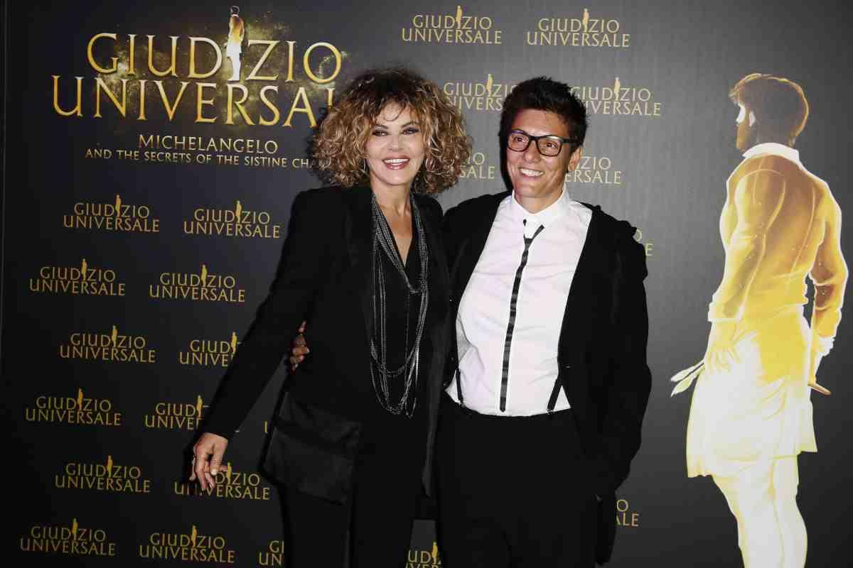 Eva Grimaldi: a maggio sposerà la sua compagna Imma Battaglia