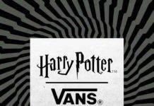 Vans e Harry Potter insieme: scarpe, abbigliamento e accessori