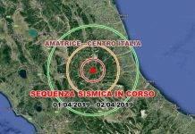 terremoto amatrice 2 aprile