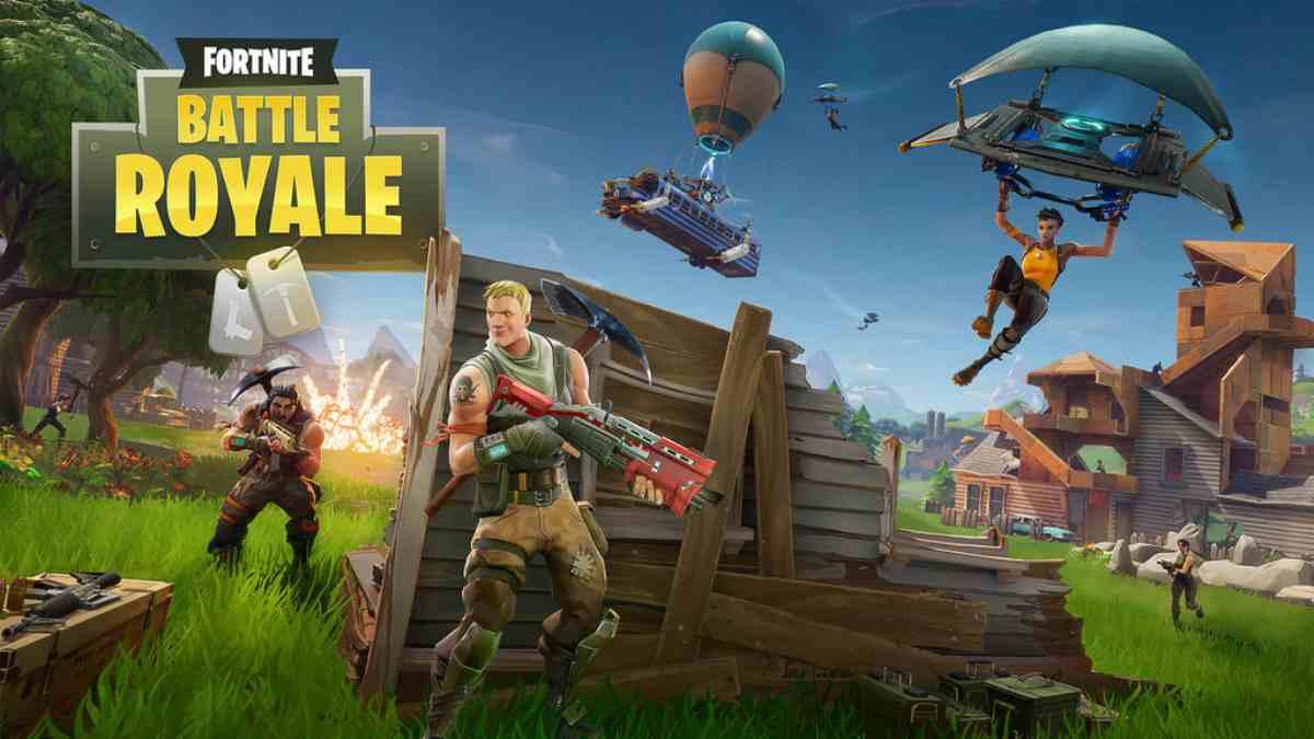 fortnite epic games novità