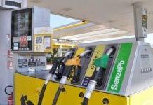 aumenti prezzi carburanti benzina