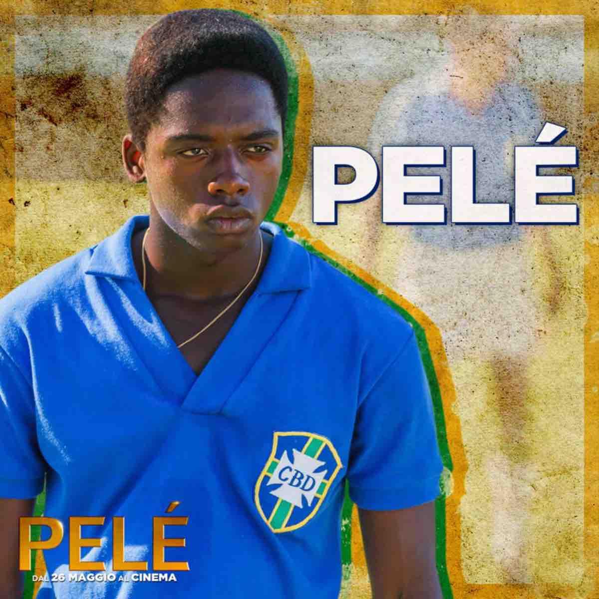 Pelé, stasera su Canale 5 il film: curiosità, cast e trama