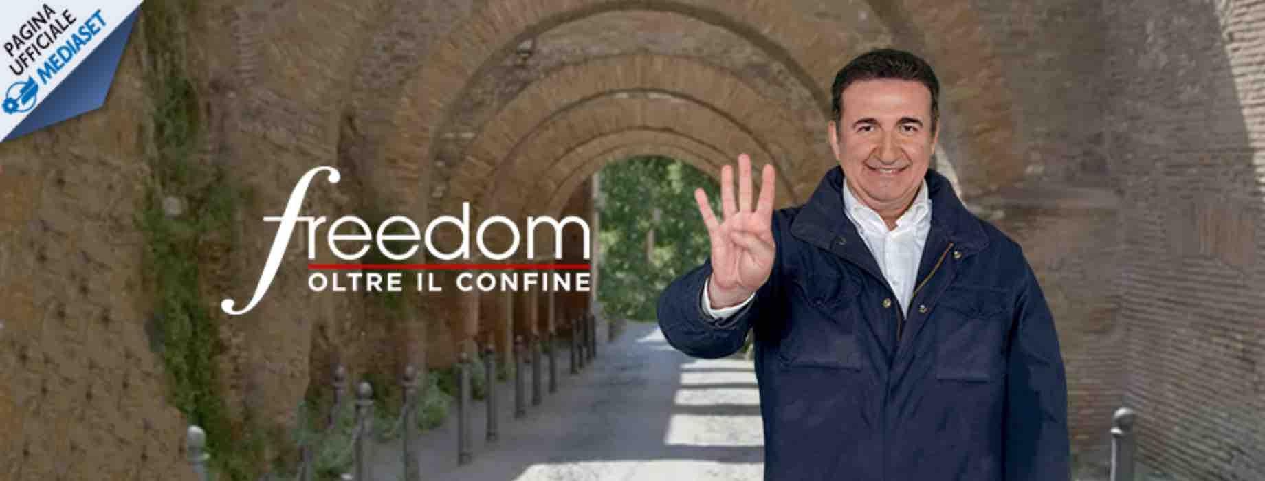 Anticipazioni | Freedom - Oltre il confine | 11 giugno | Temi e dove vederlo