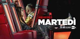 The Voice of Italy 2019, anticipazioni della quinta puntata di stasera