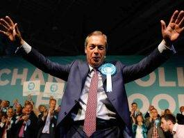 Europee 2019, Regno Unito al voto: Brexit Party di Farage verso la vittoria